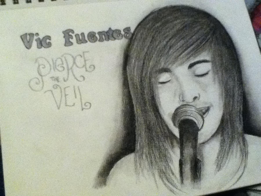 Vic - Pierce the veil by LightingDarkness