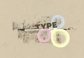 i love typography ix by galeya