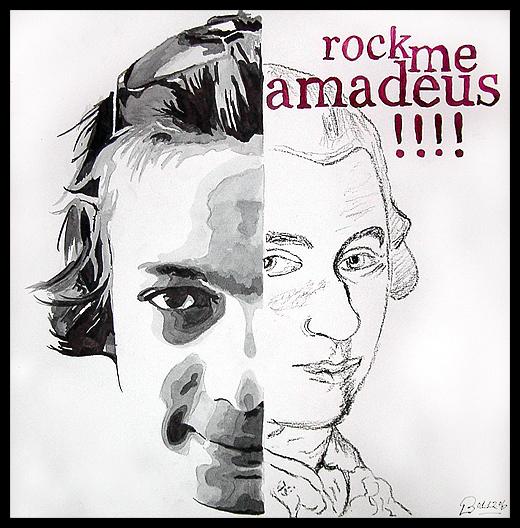 rock me amadeus. by galeya