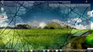 Windows 7 Glass change