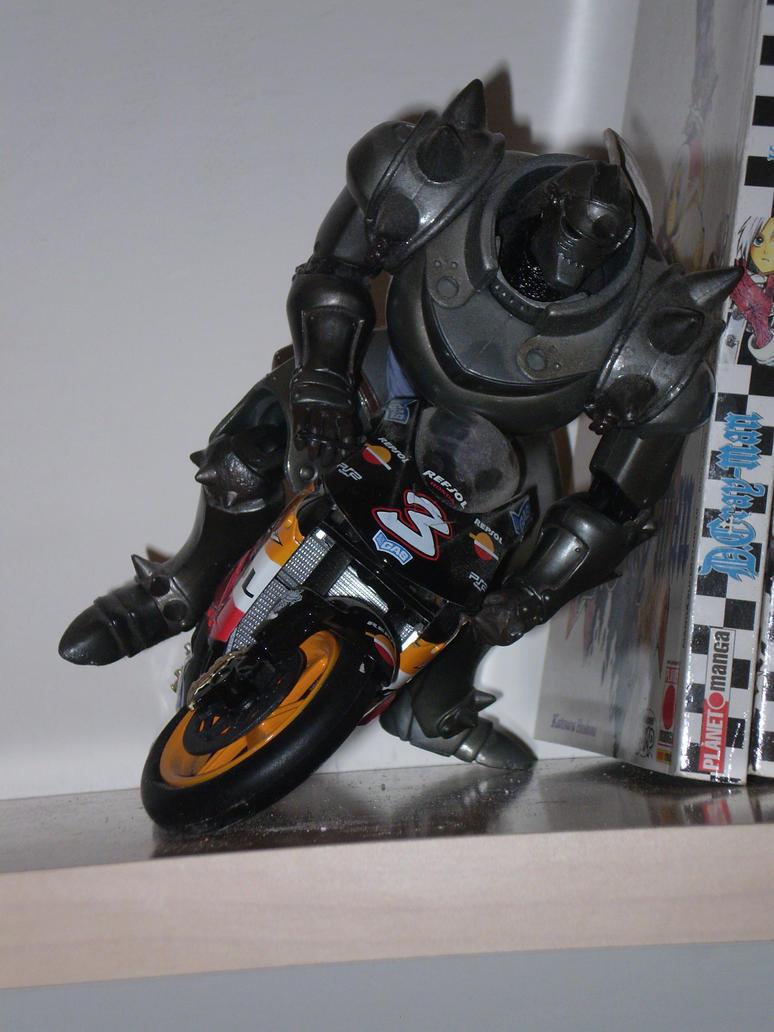 Al motoracer XD by ShinjiRHCP