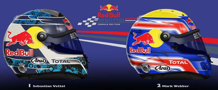 Red Bull 2011 by ShinjiRHCP