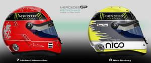 Mercedes GP 2011