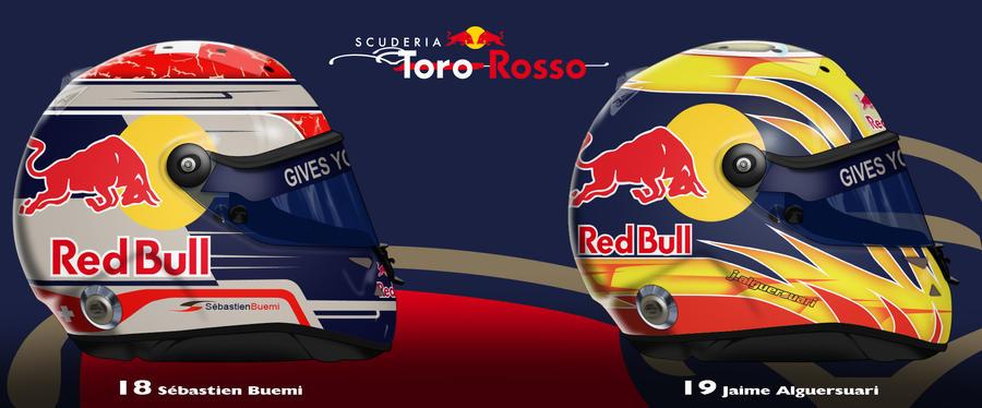 Scuderia Toro Rosso 2011 by ShinjiRHCP