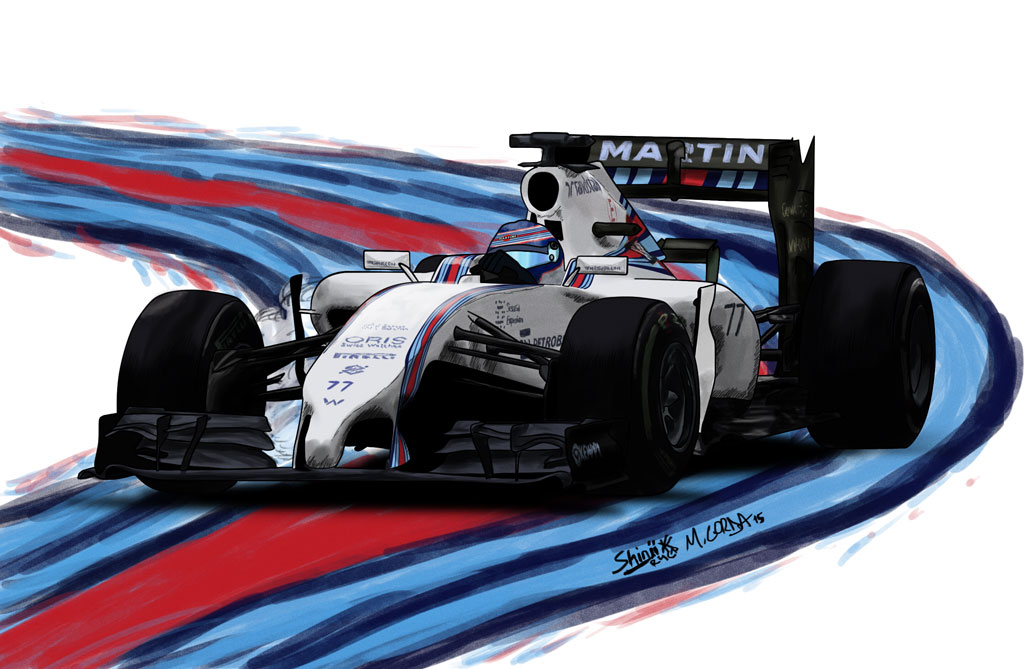 Williams Martini Racing 14 by ShinjiRHCP