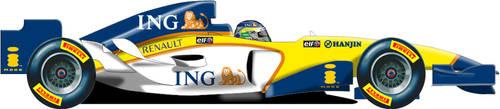 ING Renault F1 by ShinjiRHCP