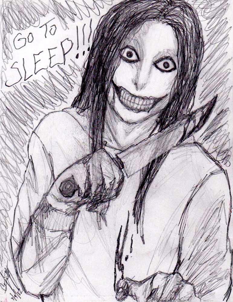 Jeff the Killer by SmileyVirago