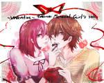 Toki : Valentine by pair-i