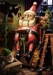 Operation Secret Santa by LyntonLevengood