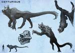 Centurious Creature concept