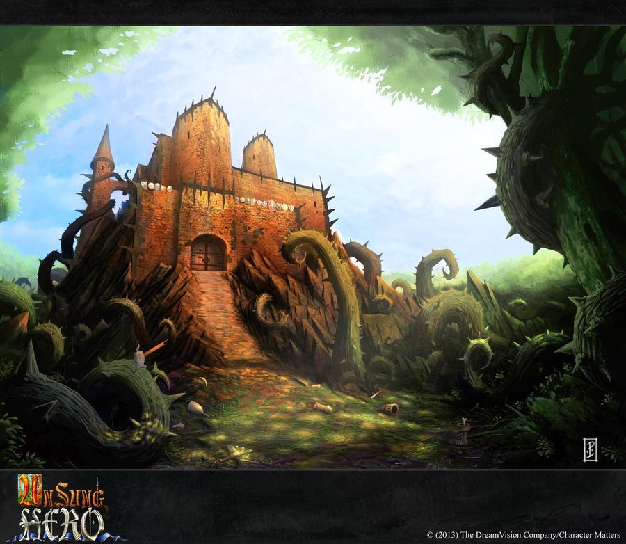 Unsung Hero- Castle by LyntonLevengood