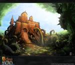 Unsung Hero- Castle