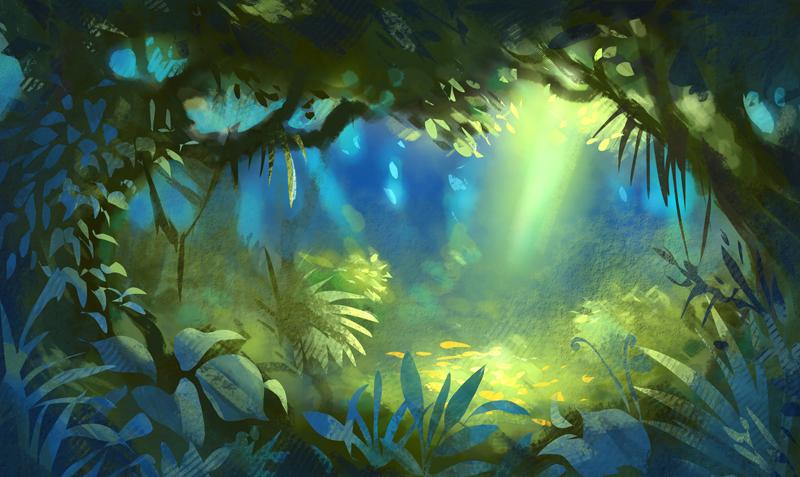 Jungle by LyntonLevengood