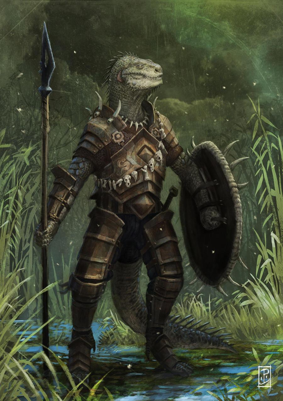 Argonian by LyntonLevengoodElder Scrolls Online Argonian Armor
