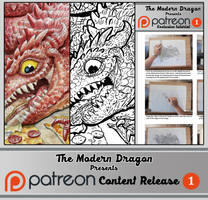 Patreon Content release 01