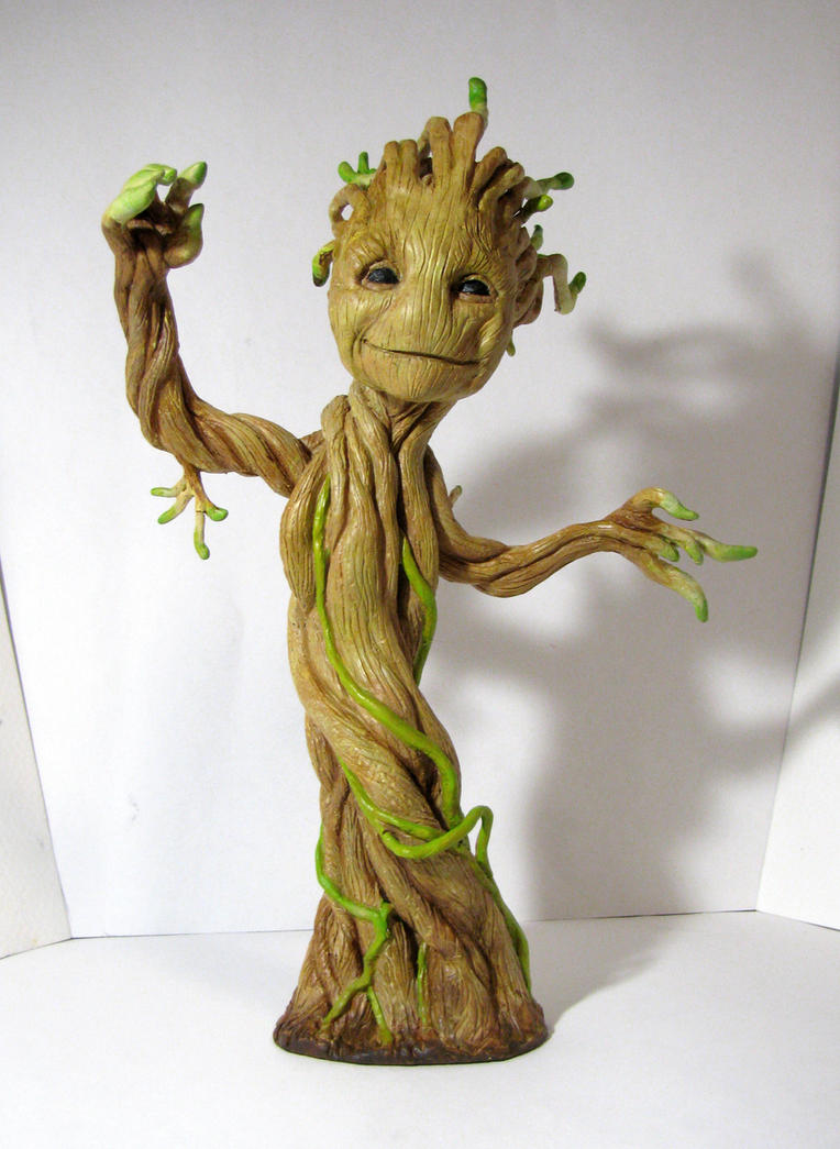 Baby Groot by drwhofreak