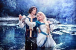 Odette and Derek - The Swan princess