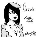 Chekhovia Fanart by Rafanas