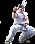 Akira Yuki - Virtua Fighter 5 - Render