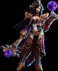 Heroes of the Storm - Li-Ming - Render by Moresense
