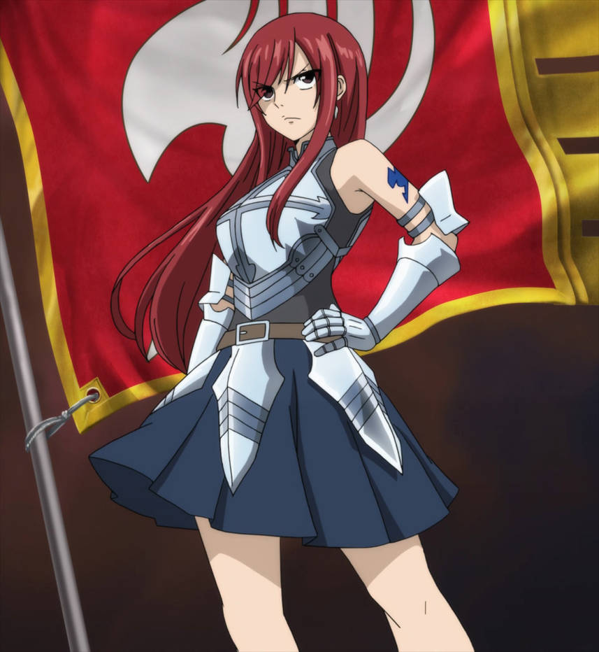 Seventh Guild Master Of Fairy Tail