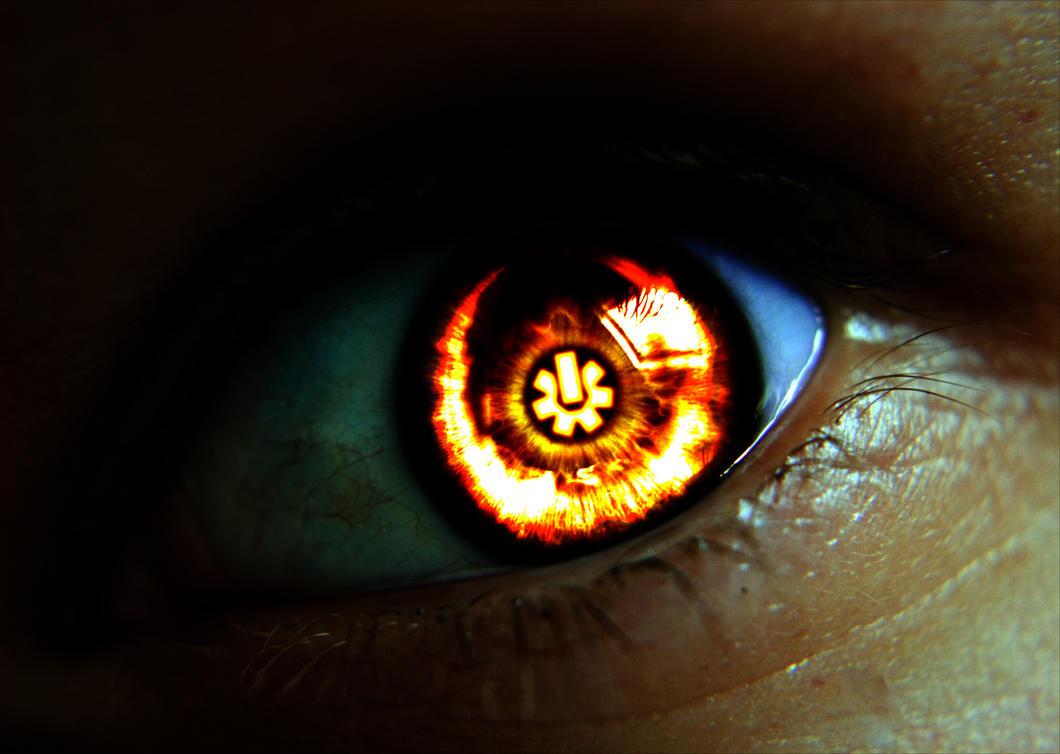 Eye of Septagon by Halcylon