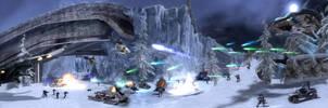 Battle for Alpha Base