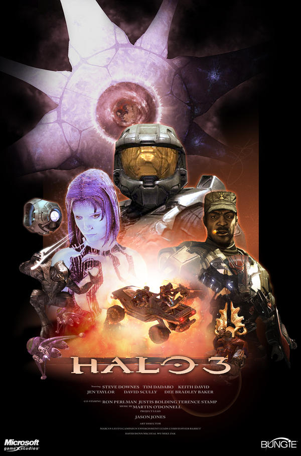 Halo: 3 Poster