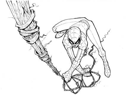 Sketch Wednesday 04 inked