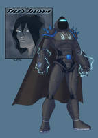 $20 Thor's Assassin by JoeMDavis