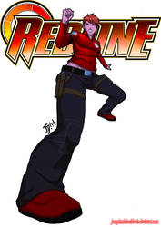 Redline by JoeMDavis