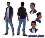 Character Turnaround #3