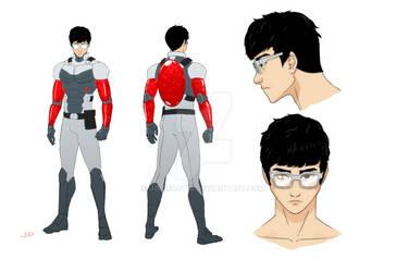 Character Turnaround #4