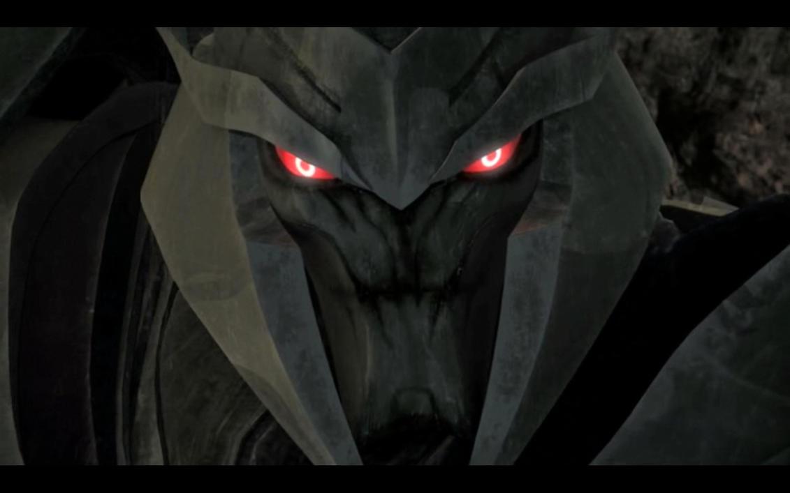 Megatron face