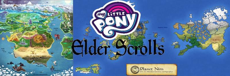 My Little Pony Elder Scrolls