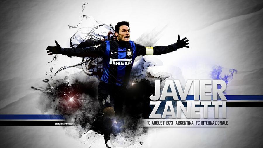 162. Javier Zanetti By RGB7 On DeviantArt