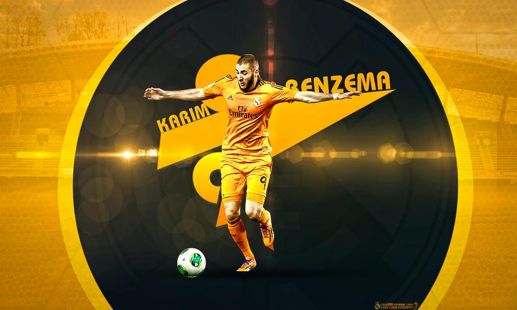 476. Karim Benzema by RGB7