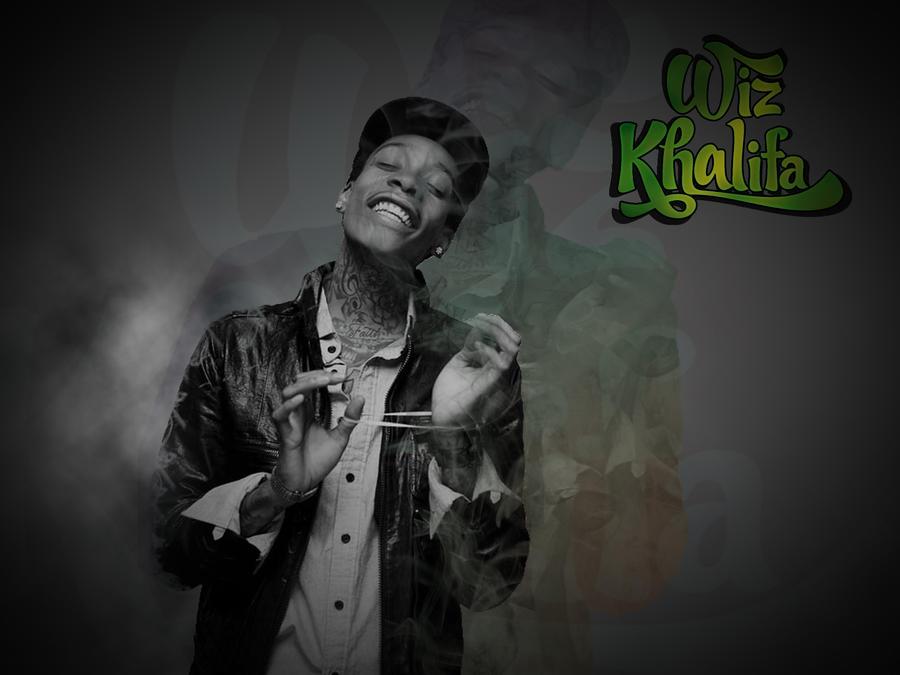 Wiz Khalifa 2012 Wallpapers