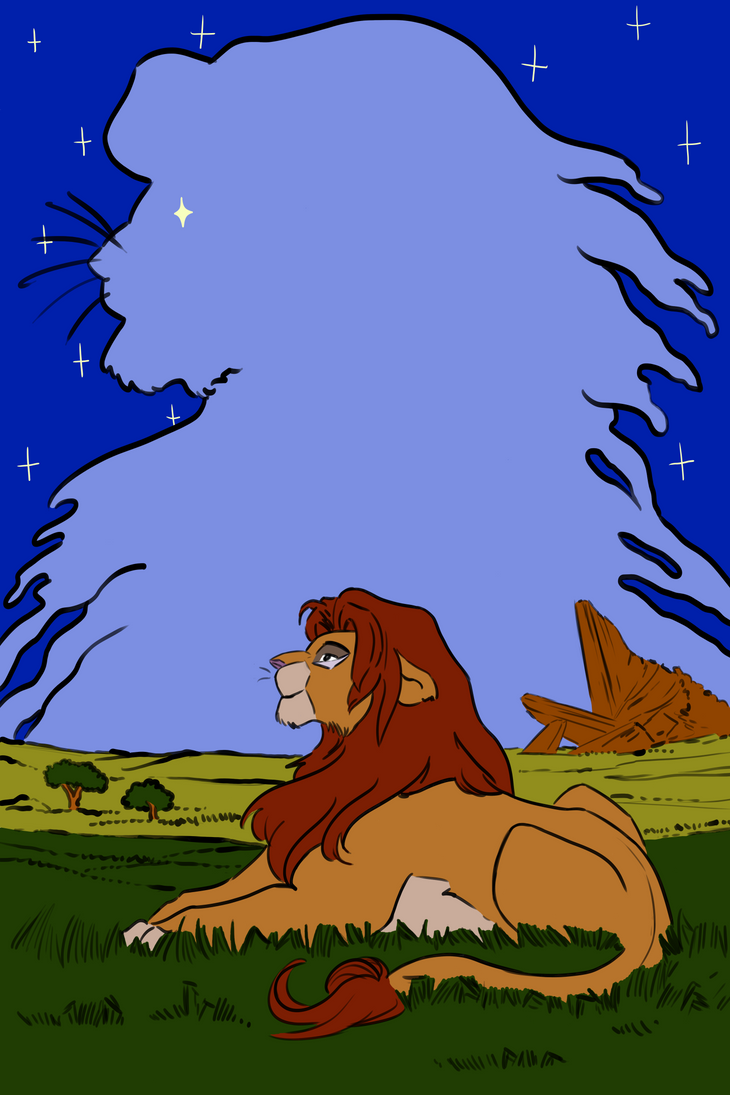 Lion King by Ender1302