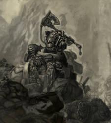 The war of steel by DarioMartinez