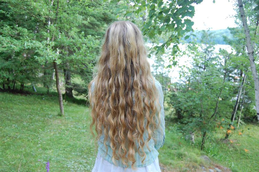 Curly Hair By Misslunarose On Deviantart