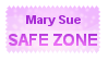 Mary Sue Safe Zone by MissLunaRose