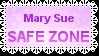 Mary Sue Safe Zone by MissLunaRose
