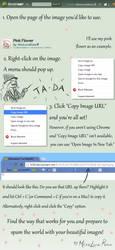Image URL Tutorial by MissLunaRose