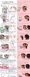 Aurora and Dawn do Ly's Friend Meme by MissLunaRose