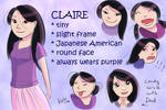 Claire Simple Reference