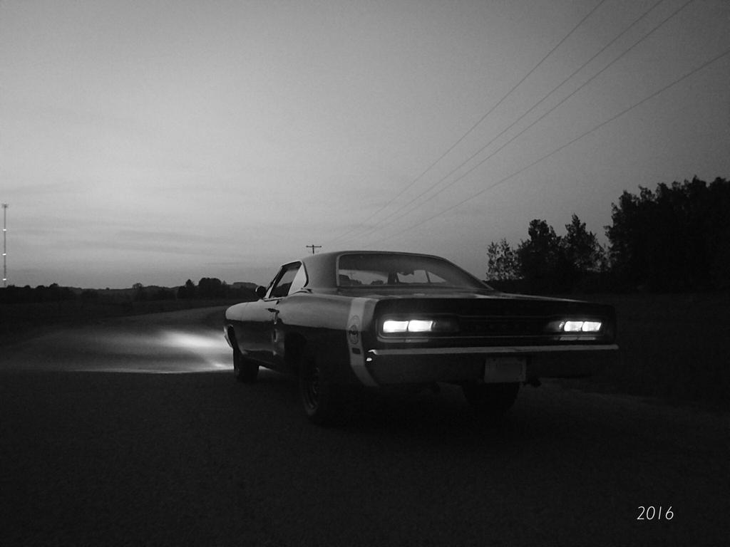 1969 Super Bee by ricsbrush