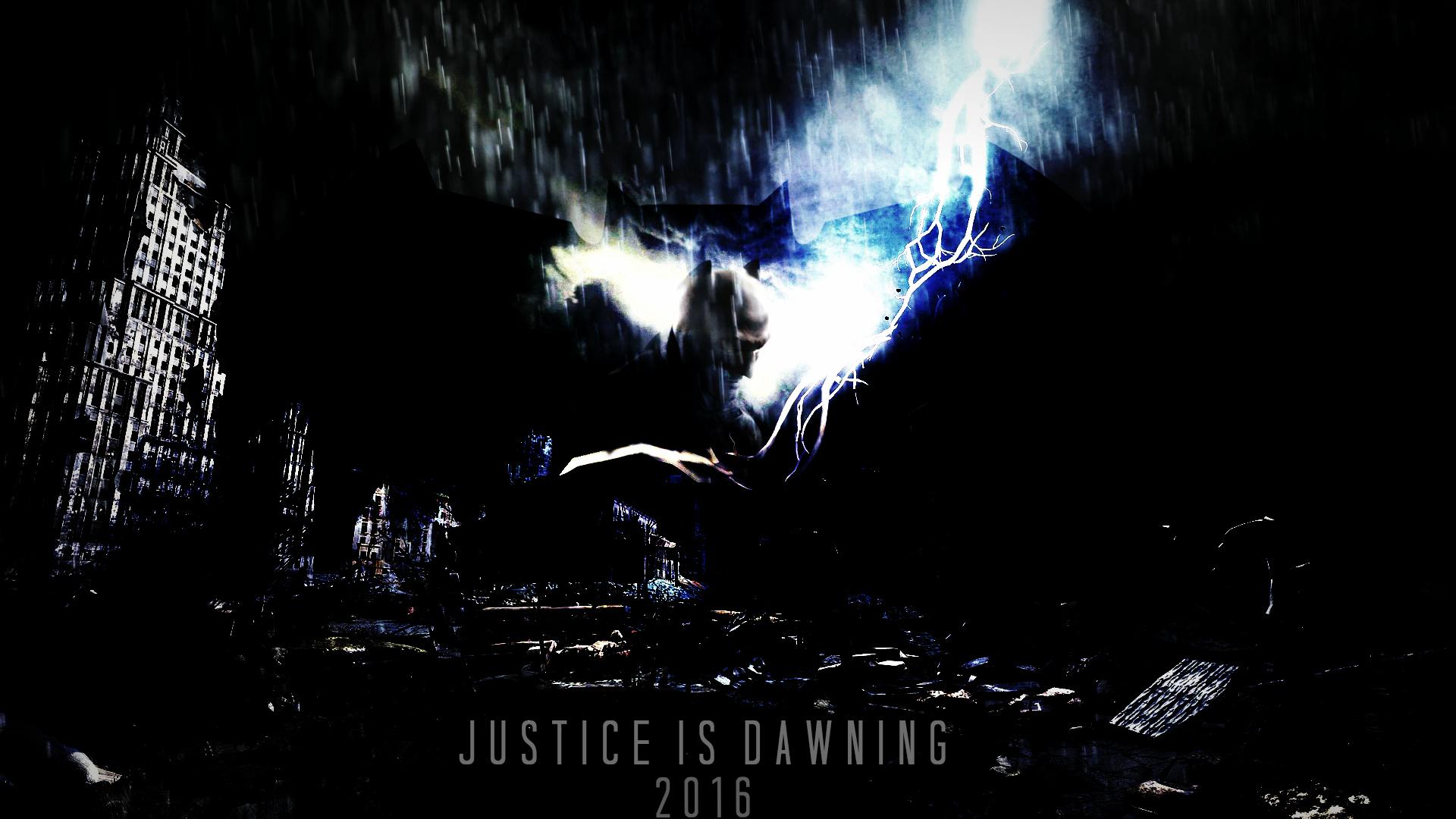 Batman V Superman Dawn Of Justice Wallpaper 2016 By