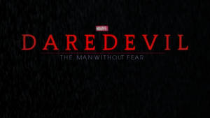 Marvel's Daredevil The Man Without Fear Logo 2015