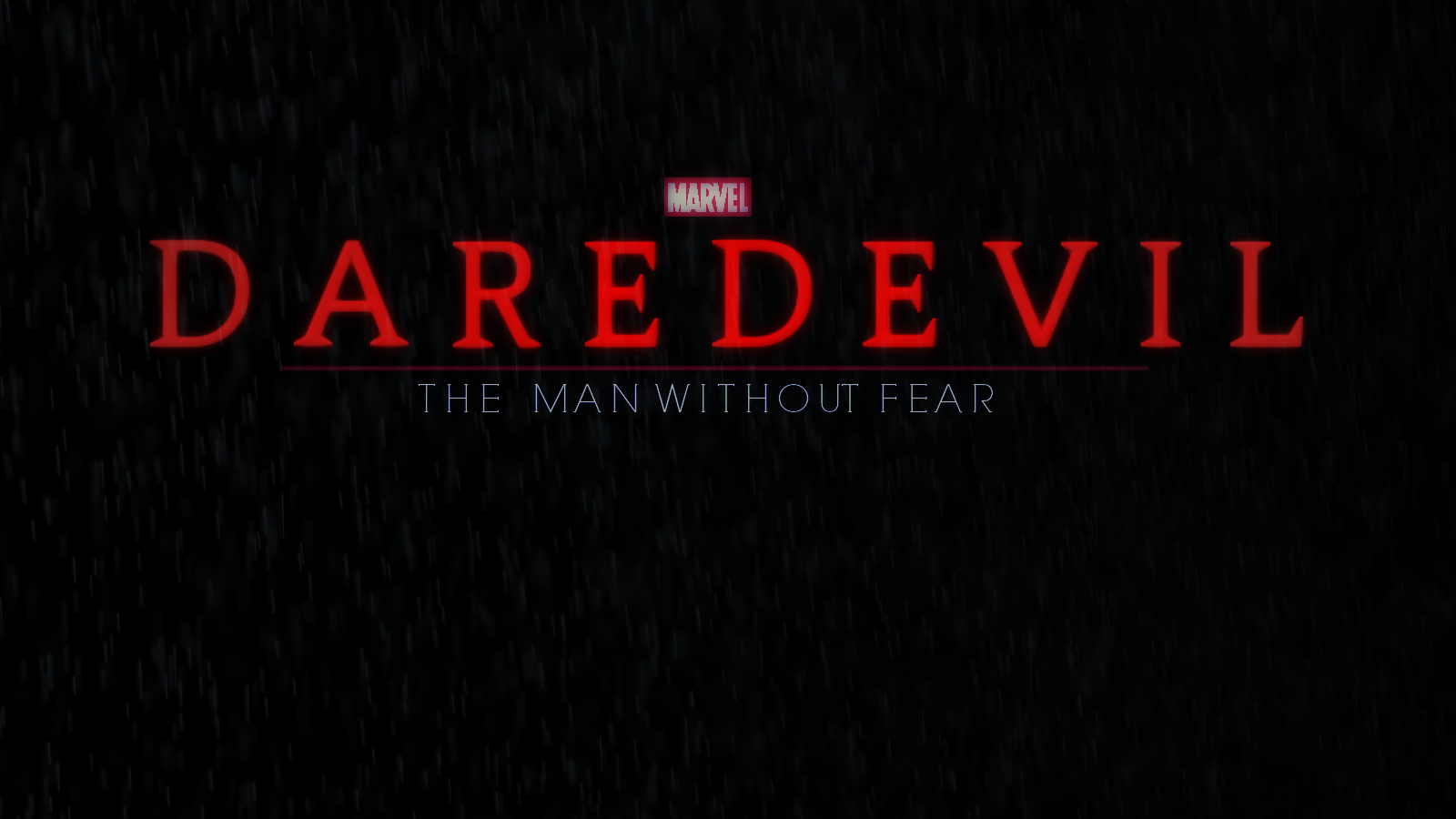 marvels daredevil the man without fear logo 2015 by